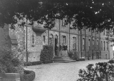 College Exterior 1930s