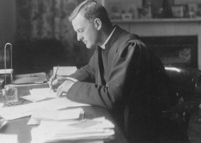 Herbert Foster 1918