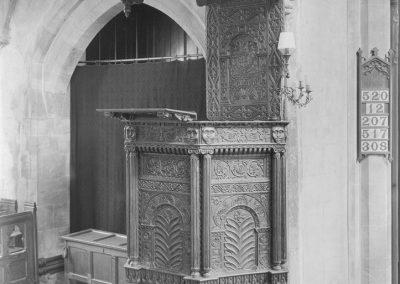 Pulpit 1925